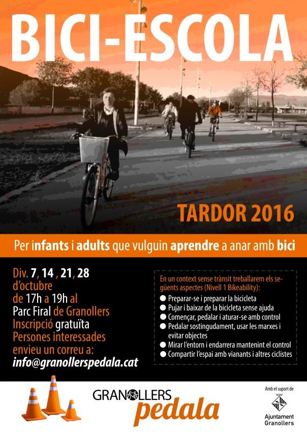 cartell-bici-escola-tardor-2016