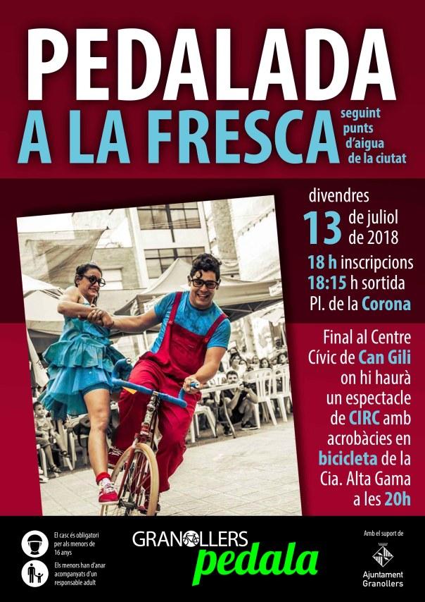 CARTELL PEDALADA FRESCA 2018 01 baixa