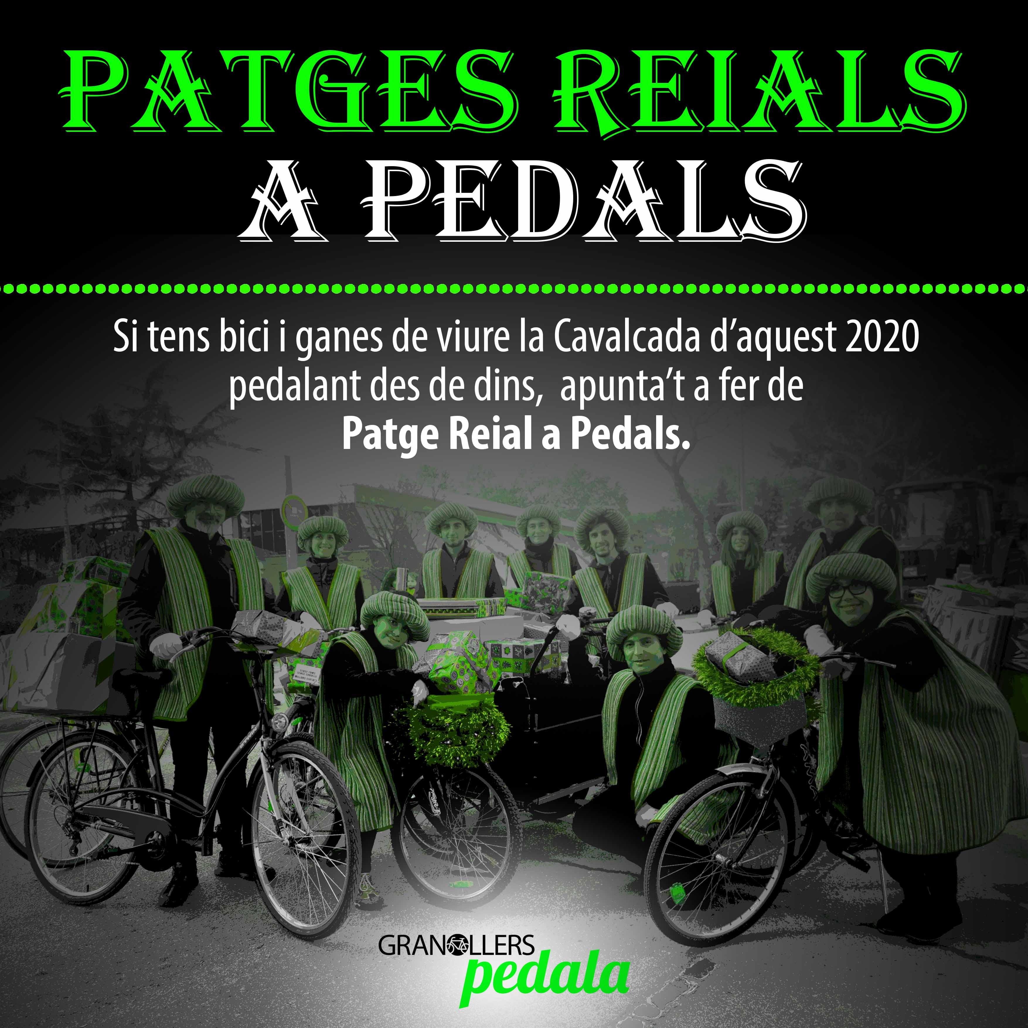 PATGES REIALS A PEDALS 2020