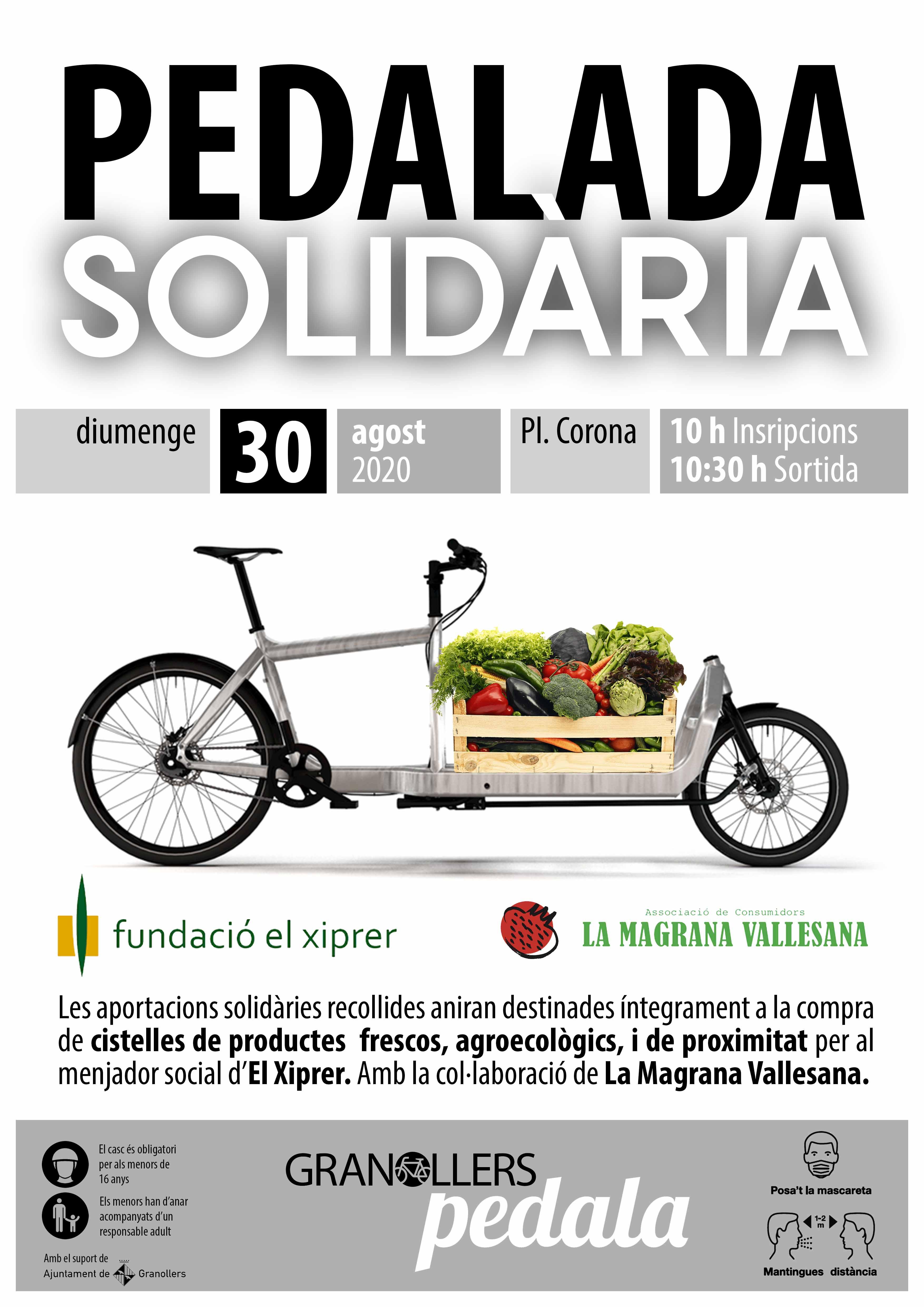 CARTELL Pedalada Solidaria 05 baixa